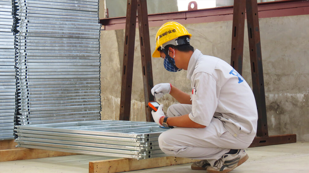 Công nghệ mạ kẽm tuân thủ tiêu chuẩn ASTM