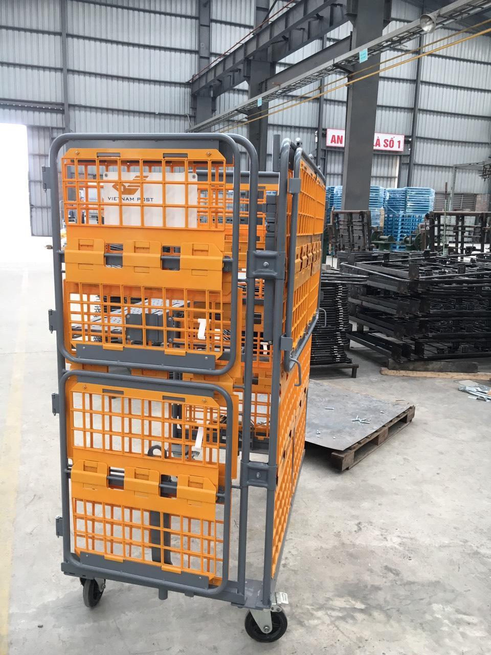 xe đẩy nhựa Bắc Việt
